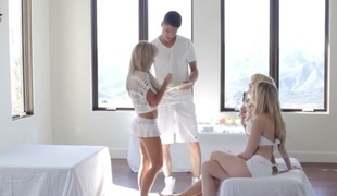 Abigaile Johnson in Surprise Delivery - Passion-HD Video