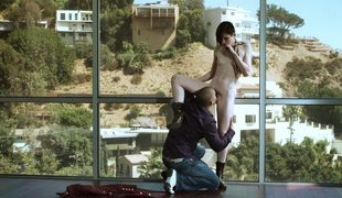 Stoya & Mick Blue in Stoya Ideal Picture, Scene 6
