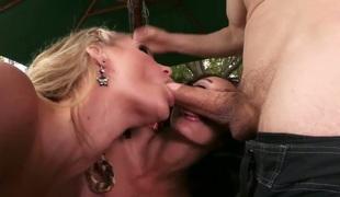 brunette anal blonde stor rumpe hardcore lesbisk milf store pupper blowjob ass