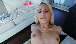babe blonde hardcore blowjob sædsprut facial handjob barmfager doggystyle blowbang