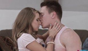 babe langt hår hardcore russisk erotisk par
