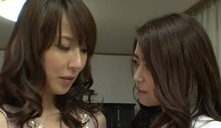 Reiko Sawamura in Bored Housewives Find Every Other - MilfsInJapan