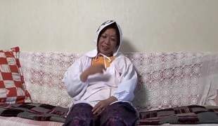 Fabulous Japanese doxy in Avid Masturbation, Dildos/Toys JAV video
