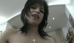 lesbisk deepthroat dildo leketøy braziliansk maskin gagging hd sexy innsetting
