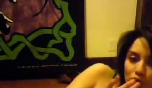 tenåring solo webkamera