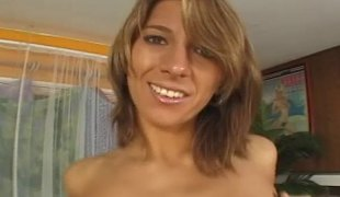 naturlige pupper rumpehull anal hardcore blowjob ass leketøy interracial stor kuk thong