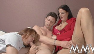 MMVFilms Video: The Sexnanny Goes Where She's Needed