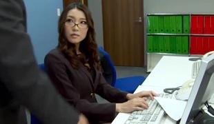 briller kontor asiatisk japansk