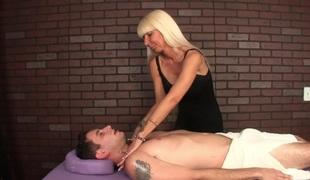 massasje fetish femdom
