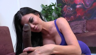 Sexy HotWife Jasmine Jae Gets Drilled By BBC Whilst Cuckold Watching