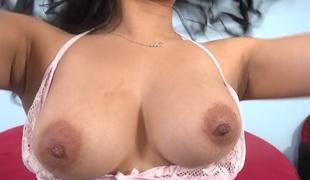 Super hawt Oriental milf Maya Mona receives her pussy rammed hard