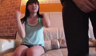 Chinese Legal Age Teenager Drilled By Large Asian 10-Pounder -FPD-