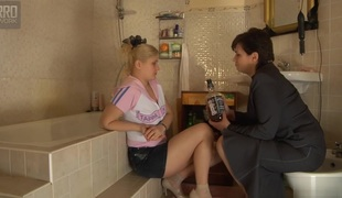 GirlsForMatures Scene: Elsa and Rebecca I