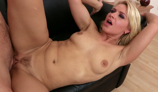 Anikka Albrite groans under hot tempered neighbour