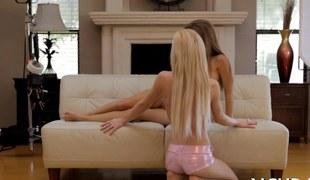 pink holes of teens get banged video