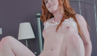 Ella Hughes is a very sexually active slut who likes to be on top