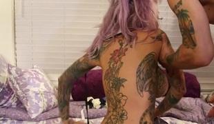 store pupper tatovering falske pupper