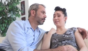 Aria Alexander & Steven St.Croix in Devious Daddies And Daughters Scene