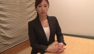 Astounding Japanese whore Anna Noma in Exotic cougar, pov JAV video