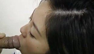 amatør tenåring hardcore blowjob asiatisk japansk sucking