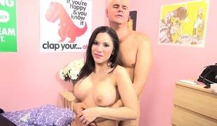 virkelighet brunette hardcore store pupper pornostjerne sædsprut ass knulling