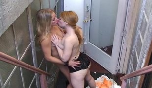 Dildo delight with naughty moms