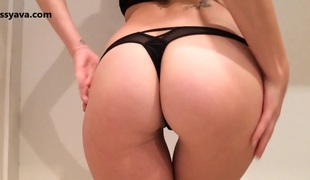 amatør truser ass bikini