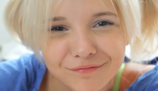 tenåring blonde onani hd rett